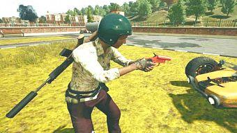 """PUBG - Làm sao để dùng Flare Gun, súng gọi """"Thính"""" siêu độc của game"""