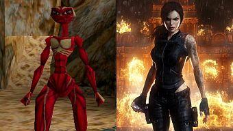 Những kẻ thù dị hợm nhất quả đất mà Lara Croft từng đối đầu