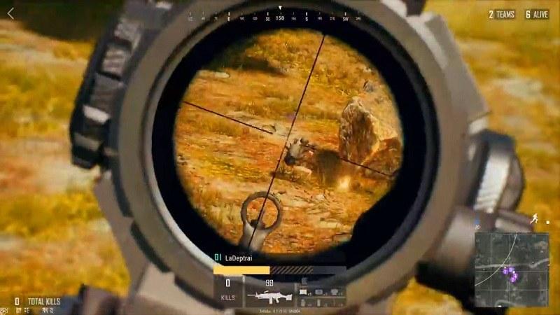 """""""Sấy"""" M249 X8 chuẩn chỉnh như hack, game thủ Việt ăn ngon kèo 1 củ"""