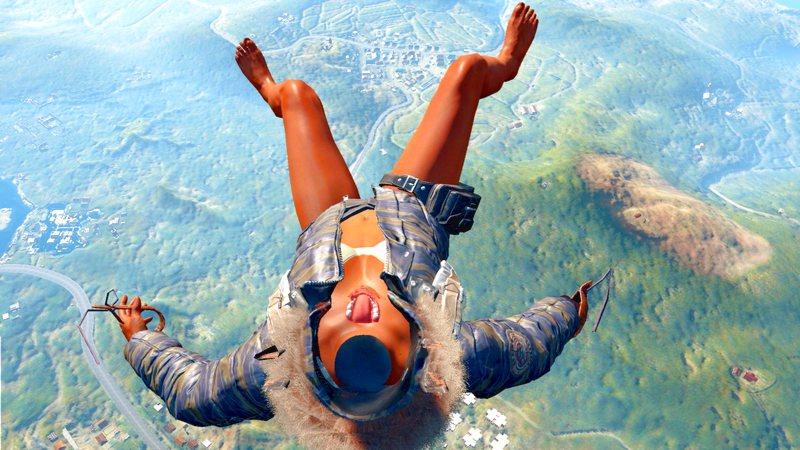 PUBG Mobile - Làm sao để nhảy dù xuống Map nhanh nhất?