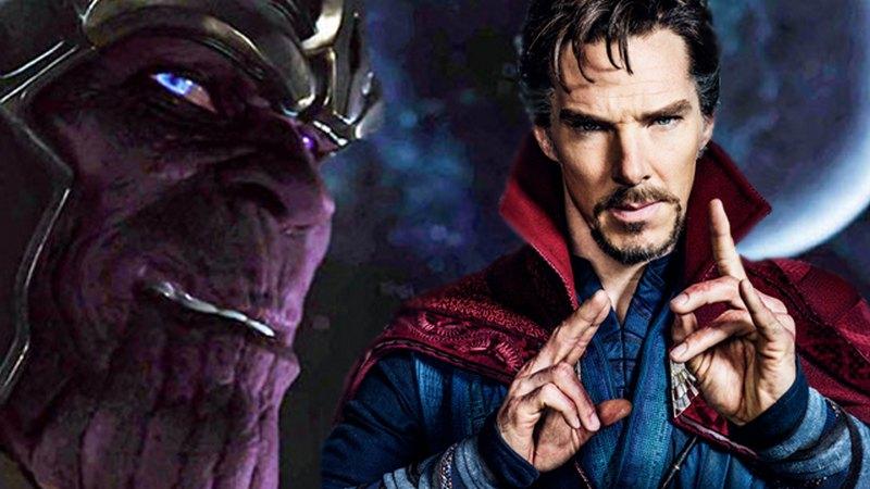 Doctor Strange tiết lộ về kịch bản gốc của 'Avengers 3: Infinity War'