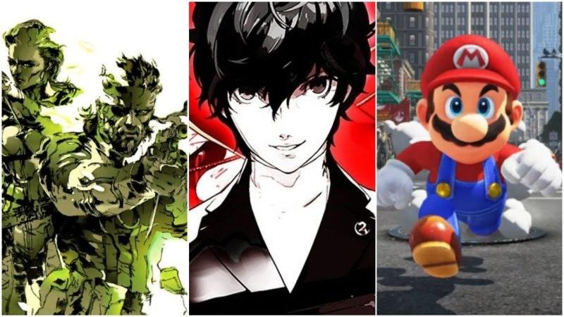 Top game Nhật khiến game thủ chết ngất