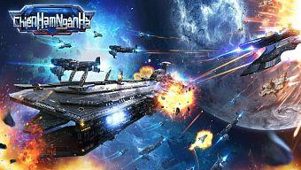 Chiến Hạm Ngân Hà – Game mobile siêu hay lấy chủ đề chiến tranh vũ trụ