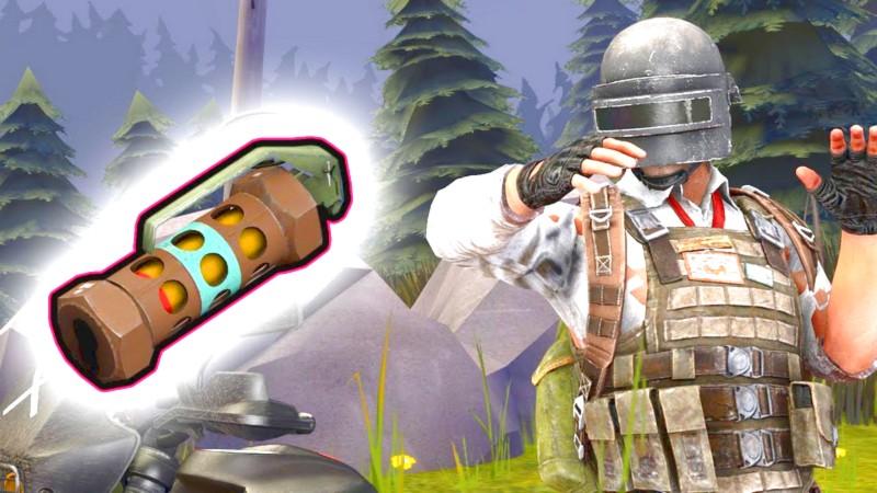 PUBG - Hướng dẫn sử dụng lựu đạn mù hiệu quả nhất