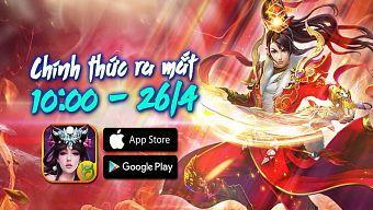 Phi Tiên Mobile tặng 1000 giftcode chào mừng ngày ra mắt 26/4