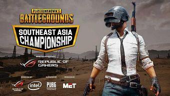 asus rog, cộng đồng pubg, game pc, giải đấu pubg, pubg, pubg sea championship