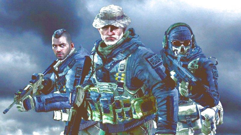 Quên Black Ops 4 đi.. vì năm sau sẽ có Call of Duty: Modern Warfare 4