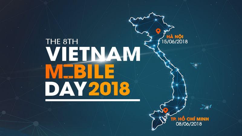 vietnam mobile day 2018