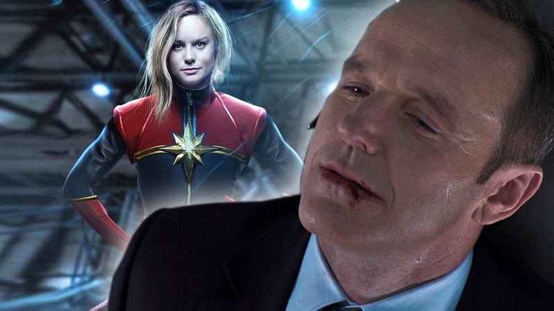 'Captain Marvel' sẽ tiết lộ về nguồn gốc của đặc vụ SHIELD - Phil Coulson