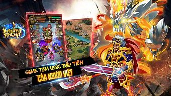 Tặng 500 Giftcode mừng Hoàng Đao Kim Giáp - game Tam Quốc của Việt chính thức ra mắt