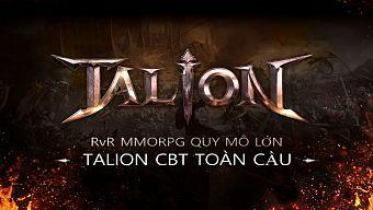 Talion – game MMORPG tiếp theo của GAMEVIL chính thức bước vào giai đoạn Closed Beta