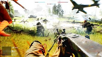 Battlefield 5 reveals super graphics – Letting players build... fortress