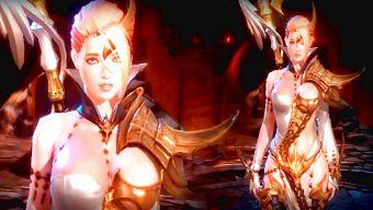 Đăng ký Darkness Rises - Cực phẩm RPG xứ Hàn mang đồ họa điên dại lên Mobile
