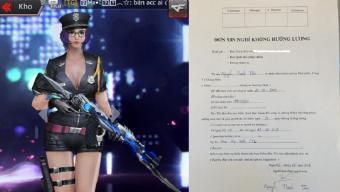 Tá hỏa gamer xin nghỉ làm cả tháng quyết khô máu mùa leo rank Crossfire Legends