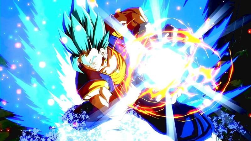 Dragon Ball FighterZ mang siêu đại chiến Vegito vs Zamasu vào game