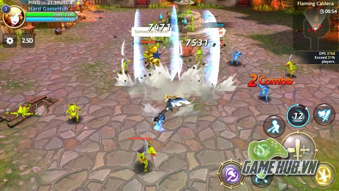 Tải ngay Dragon Nest M - Siêu phẩm Game Online vừa công phá Mobile