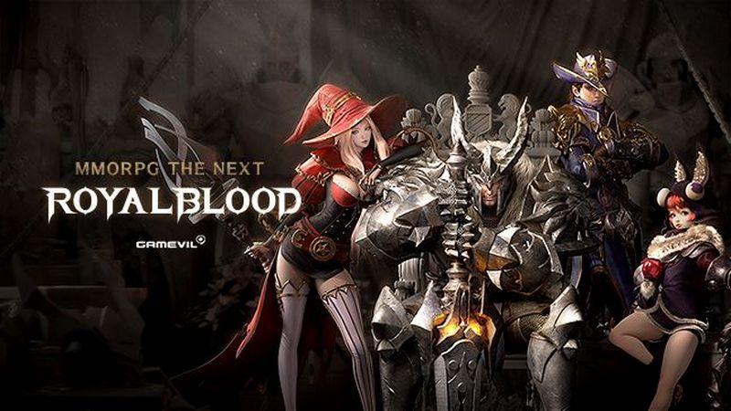 Giftcode - Royal Blood