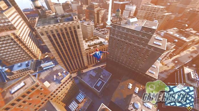 Xem Spider-Man hành sự không khác gì chơi GTA với siêu năng lực - ảnh 1
