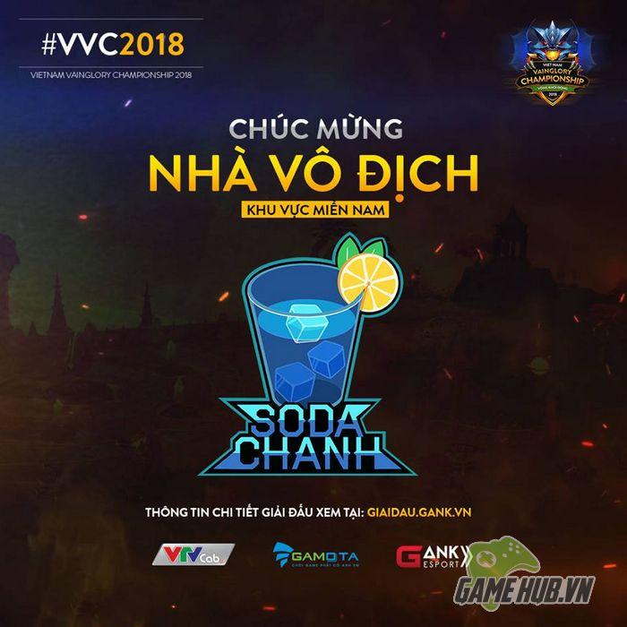 Vietnam Vainglory Championship 2018 vòng khởi động khu vực miền Nam đã tìm được nhà vô địch - ảnh 2