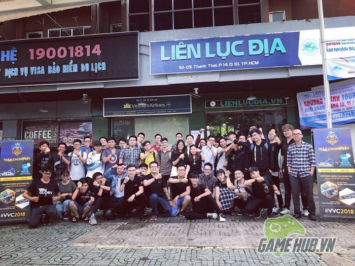 Vietnam Vainglory Championship 2018 vòng khởi động khu vực miền Nam đã tìm được nhà vô địch - ảnh 3