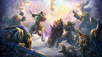 blizzard entertainment, heroes of the storm, hon