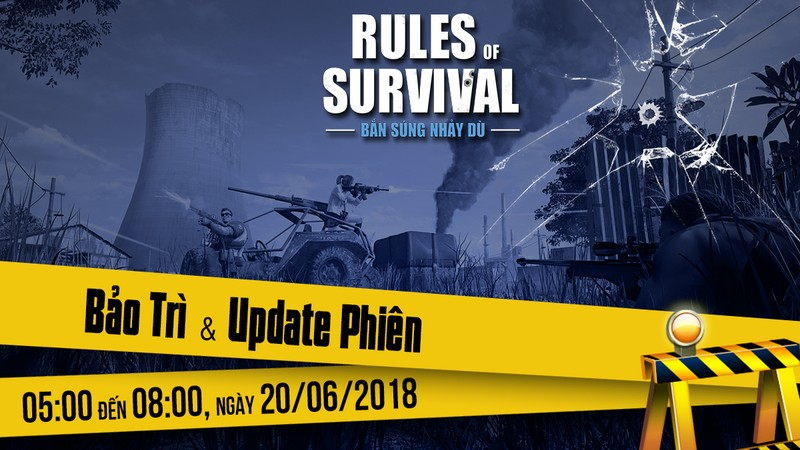 android, battle royale, cập nhật, game android, game ios, ios, ros, ros m, ros mobile, rules of survival, rules of survival mobile, sinh tồn, update
