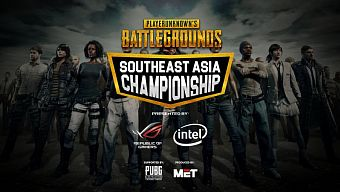 PUBG SEA Championship Regional Finals