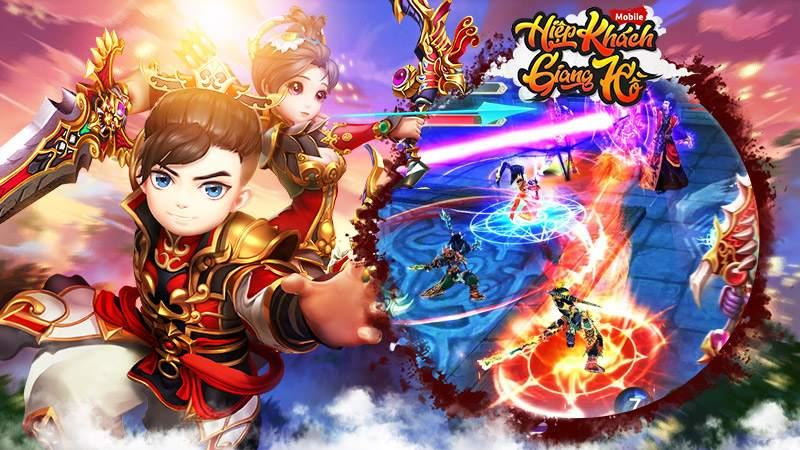 Hiệp Khách Giang Hồ - Nhiệt huyết thanh xuân của game thủ thế hệ 8x, 9x