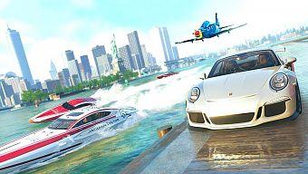 Hướng dẫn tải The Crew 2 - Game đua xe không - thủy - bộ đồ họa khủng