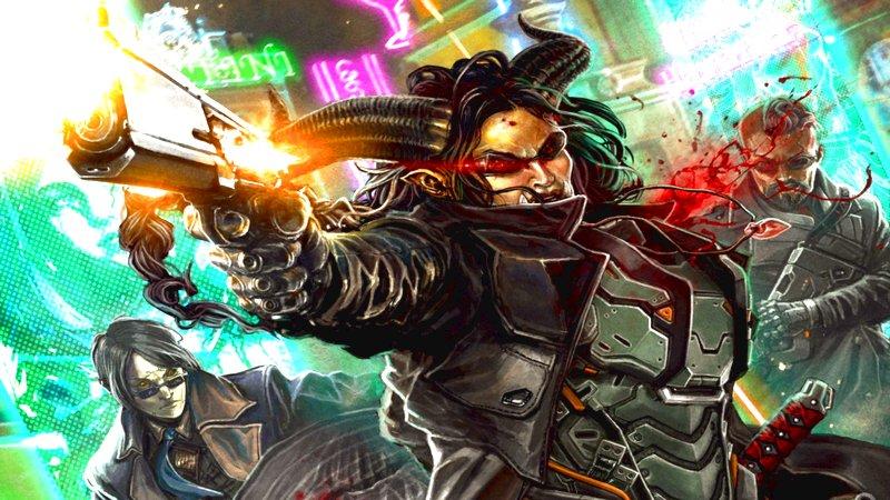 Nhận ngay Shadowrun Returns - Tuyệt phẩm RPG vừa free bản quyền