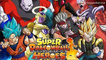 Anime Super Dragon Ball Heroes tung trailer mới hừng hực sức nóng