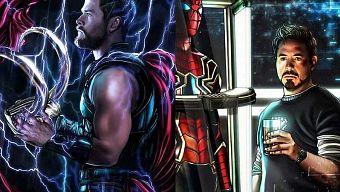 """Không thể cầm được nước mắt với loạt ảnh """"người ở lại"""" sau Avengers Infinity War"""