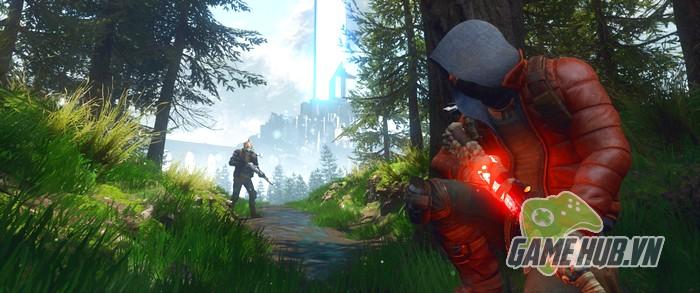 Về phía người chơi, mỗi cá nhân khi hoạt động trên chiến trường sẽ để lại  dấu vết trên mặt đất mà nếu để ý bạn hoàn toàn có thể định hướng ...