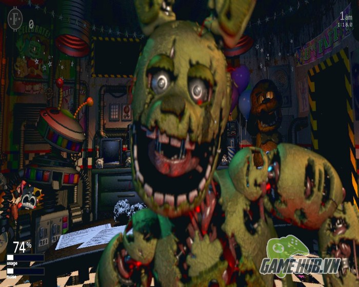 Five Nights At Freddys Ultimate Custom Night Download Downloadmeta