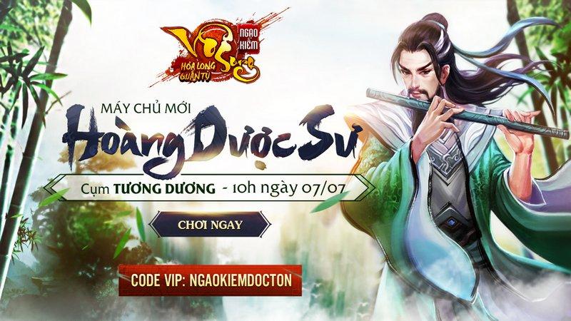 Giftcode Hoàng Dược Sư