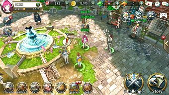 Download Red Stone 2 – Extremely cool RPG on Mobile