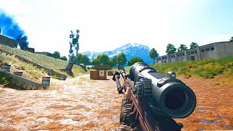 PUBG chào sân QBU - Súng bắn tỉa mới trên Map Sanhok