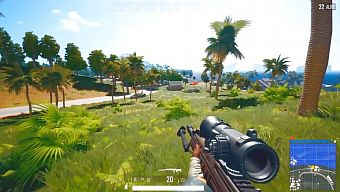 PUBG - Players can put their hands on new QBU guns now