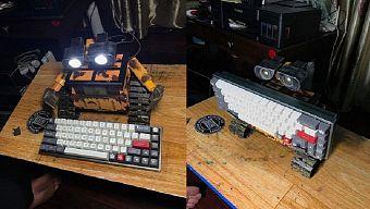 Chiêm ngưỡng bộ bàn phím cơ cực độc do game thủ Việt tự chế