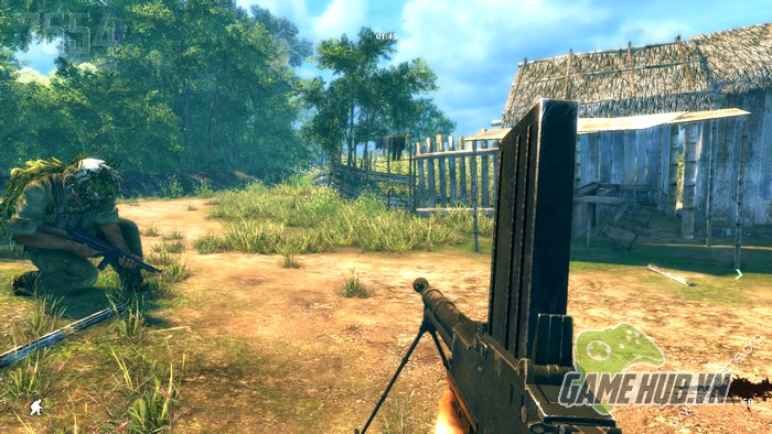 7554 - Tựa game FPS đầu tiên của Việt Nam.