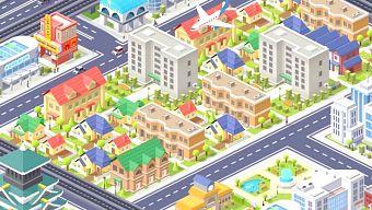 Tải ngay Pocket City - Game xây thành phố siêu gây nghiện trên Mobile
