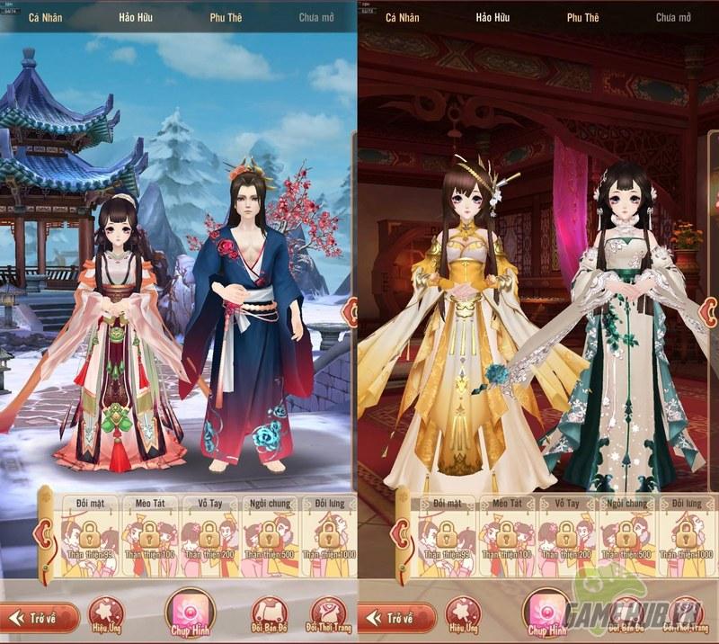"""360mobi Mộng Hoàng Cung có gì hot để vượt qua """"đại tỷ"""" trở thành game cung  ..."""