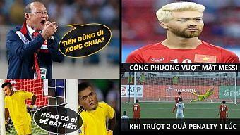 Chết cười với loạt ảnh chế sau chiến thắng ra quân của U23 Việt Nam trước Pakistan