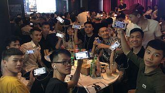 ROS Mobile: Biển người tham dự offline Chiến Dịch Sinh Tồn cuối tuần qua tại Hà Nội