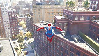 [Review] Spider-Man nhận điểm số cao ngất - Đồ họa đẹp như đời thật