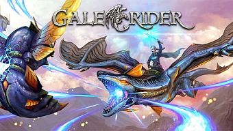galerider, game hành động, game ios, game mobile, rail shooter