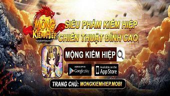 Mobiz – NPH đưa Mộng Kiếm Hiệp trở lại Việt Nam
