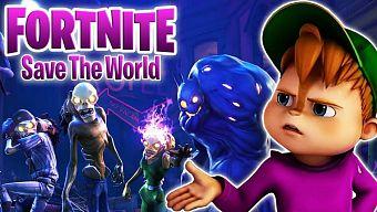 Fortnite sẽ cho game thủ chơi miễn phí chế độ Save The World vào năm sau