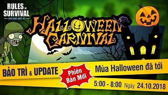 Bản tin ROS Mobile: Cộng đồng hào hứng cùng bản update Halloween mới toanh