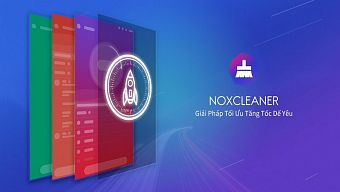 android, noxcleaner, dọn rác android, tien ich android